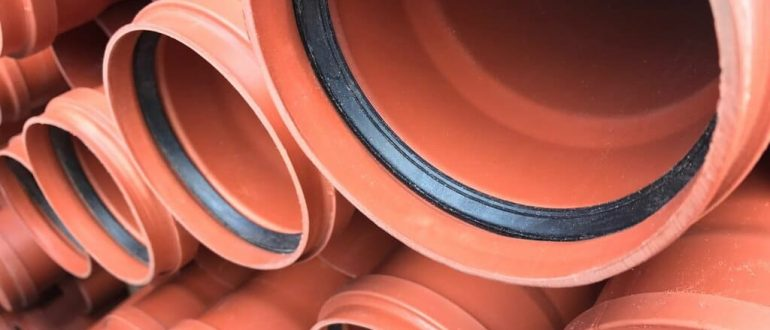 Какие бывают канализационные трубы