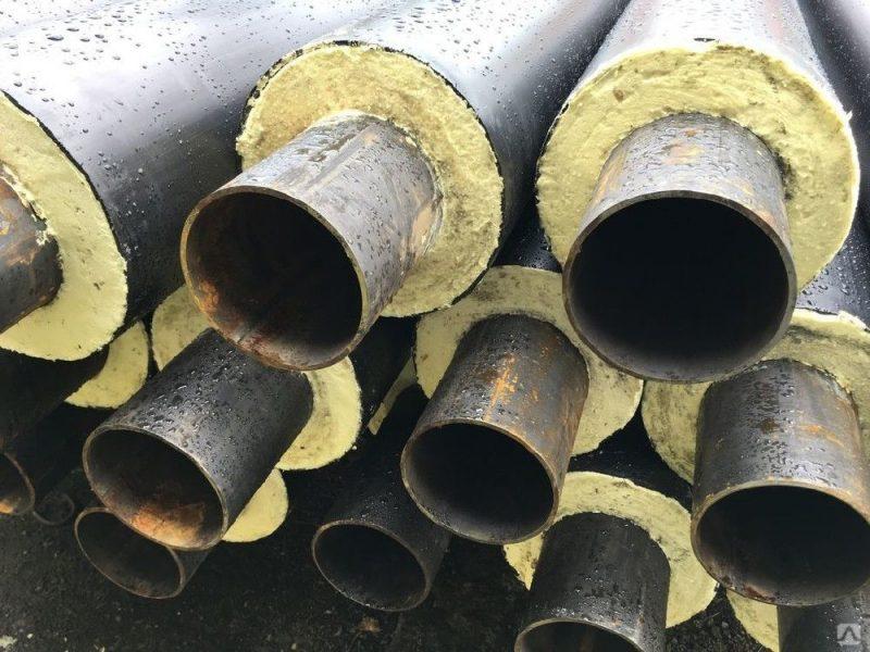 Несколько слов об изоляции трубопровода