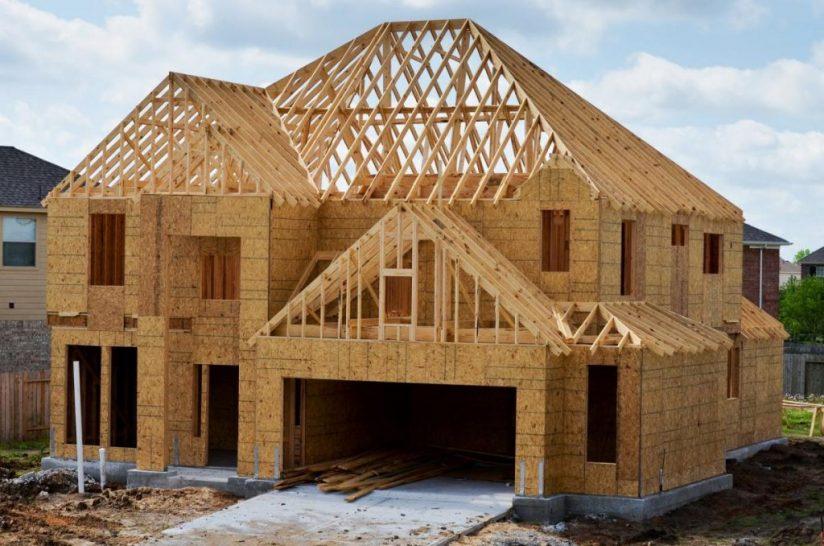 В чем суть каркасных домов?
