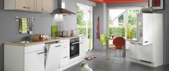 Кухонная мебель: такая разная и интересная