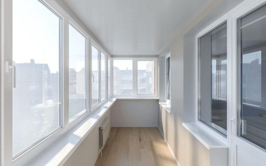 Способы остекления лоджий и балконов