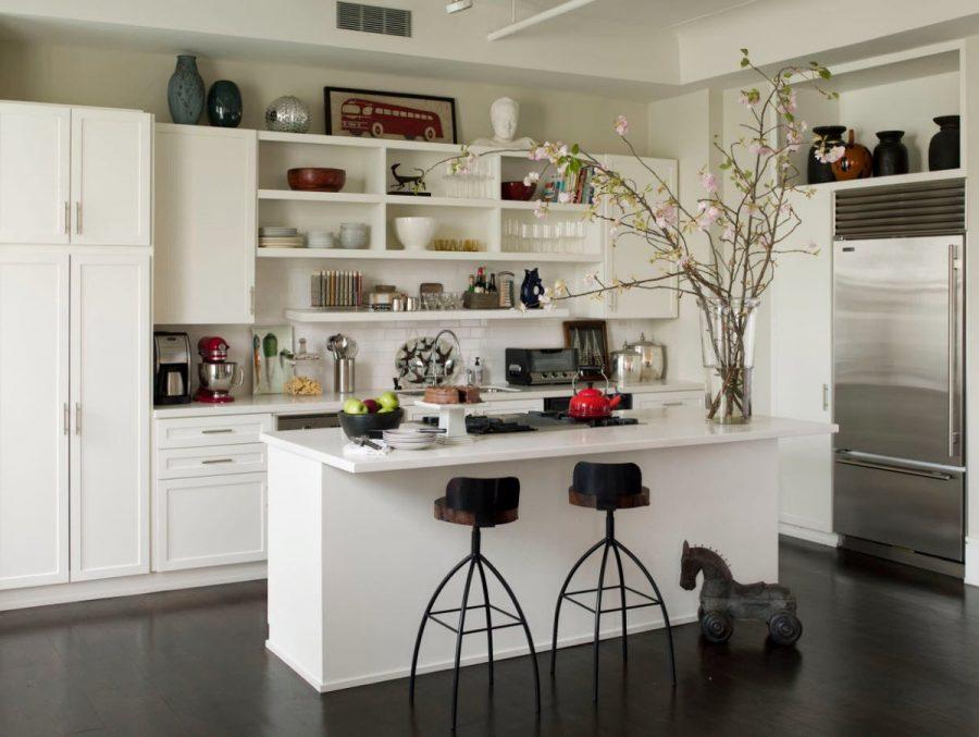 Придумываем интерьер кухни с положительными эмоциями!