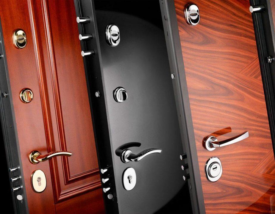 Основные различия входных дверей