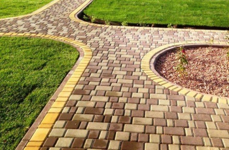 Тротуарная плитка: плюсы и минусы