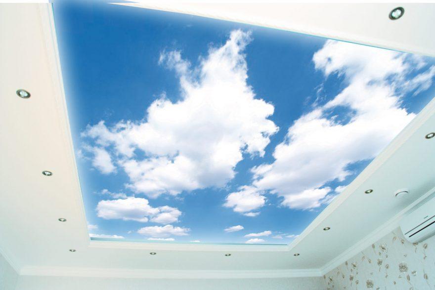 Натяжной потолок – высокое качество и красота