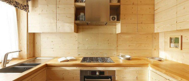 Кухня для дома своими руками — дешево и красиво