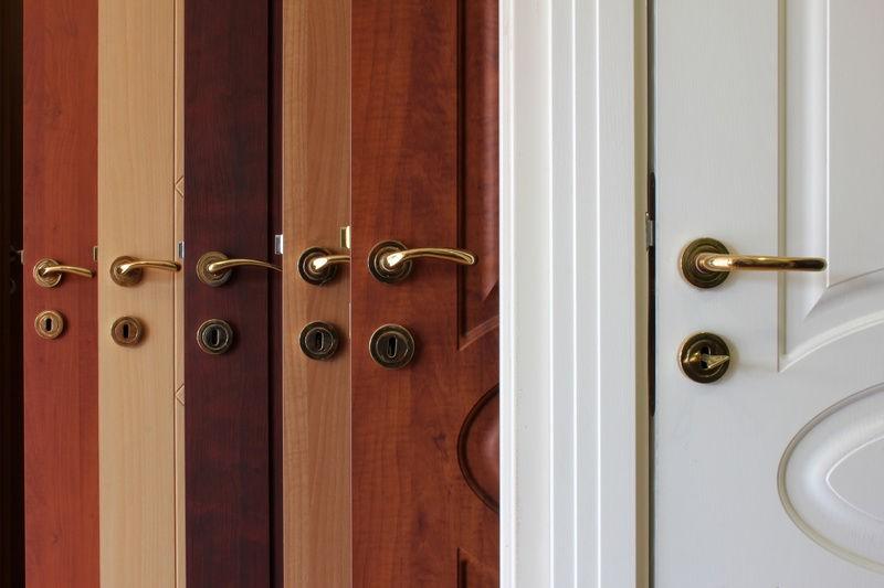 Как правильно выбрать дверную фурнитуру