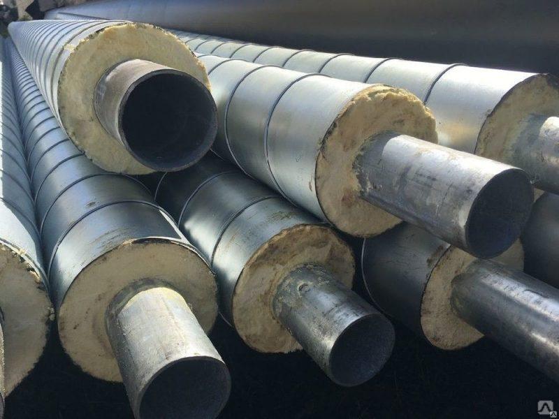 Применение изоляционных материалов для труб