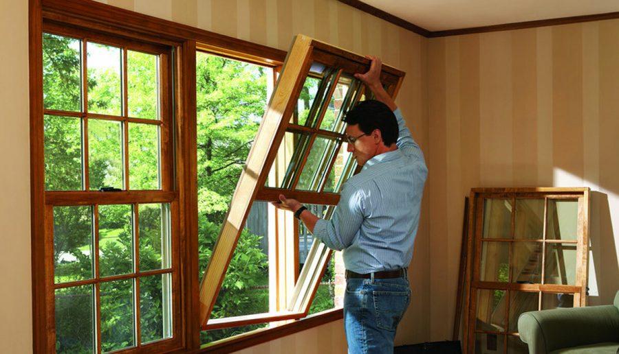 Почему деревянные окна лучше пластиковых?