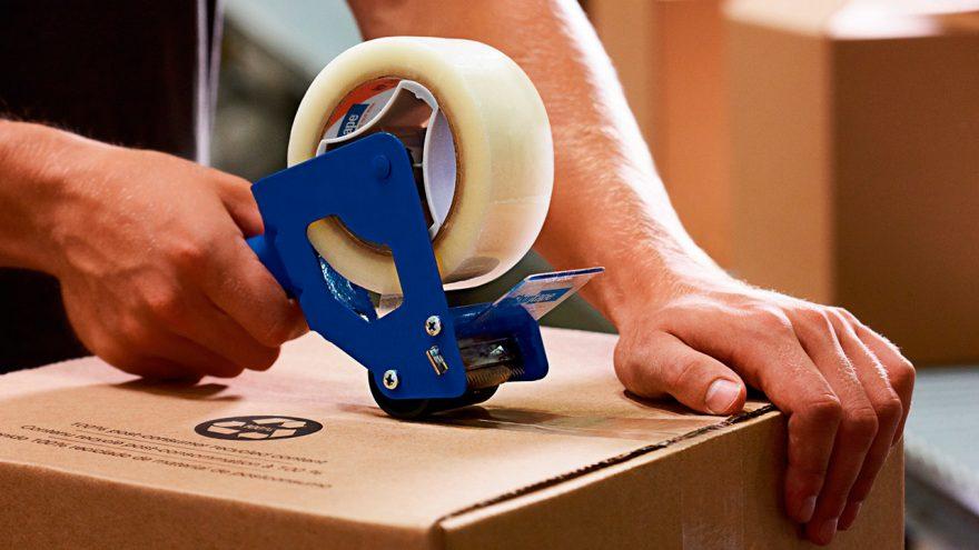 Как может помочь скотч-лента Вашему квартирному переезду?