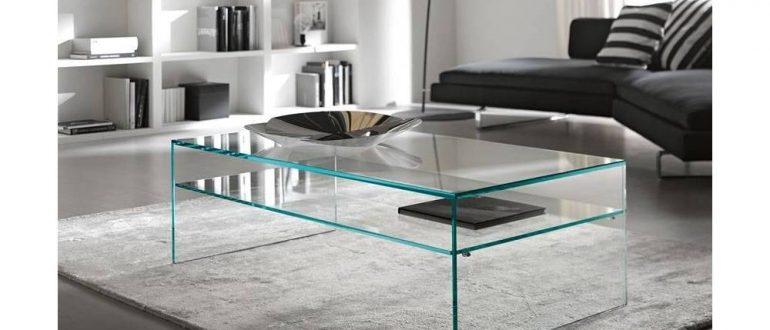 Чем хороша мебель из стекла?