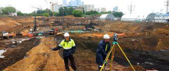 Земляные работы необходимы во всех видах строительства