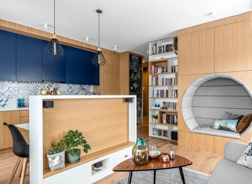 Как обустроить пространство кухни