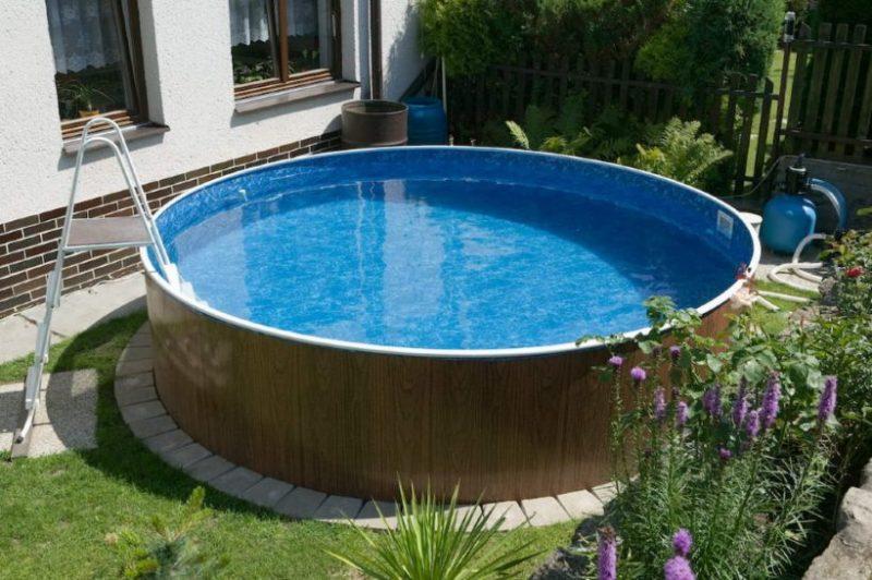 Преимущества бассейна на своём участке