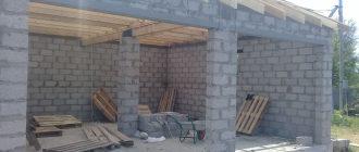 Строительство гаража и его виды