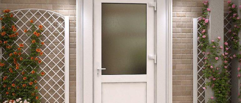 Чем хороши двери ПВХ?