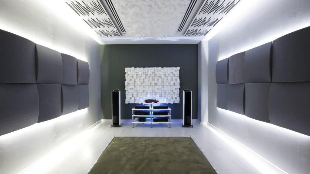 Виды звукоизоляции для домашнего кинотеатра