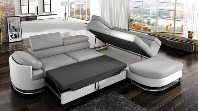Какой бывает мягкая мебель