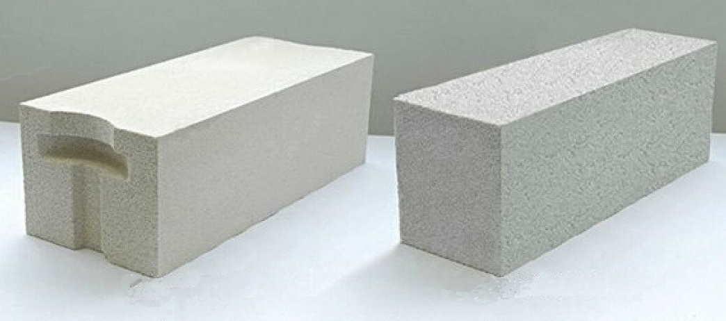 Чем отличаются керамика и ячеистый бетон