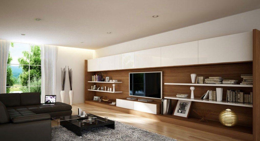 Современная мебель в интерьерах дизайна