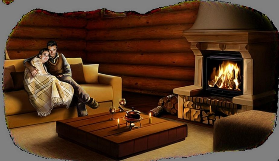 Мой тёплый дом