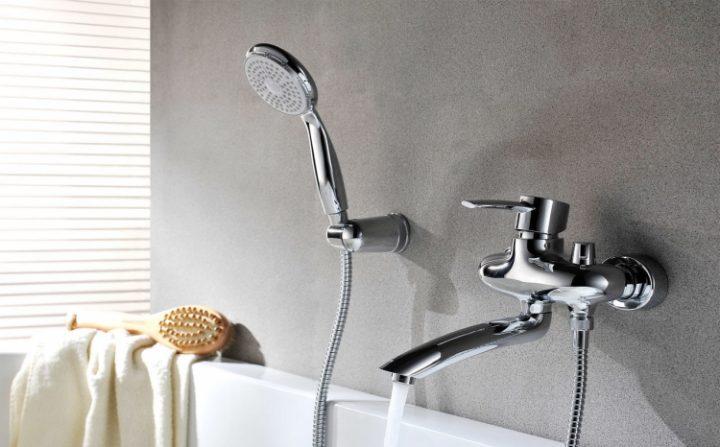 Какие бывают смесители для ванн