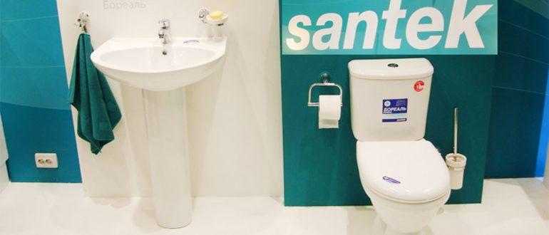 Кое-что о бренде Santek