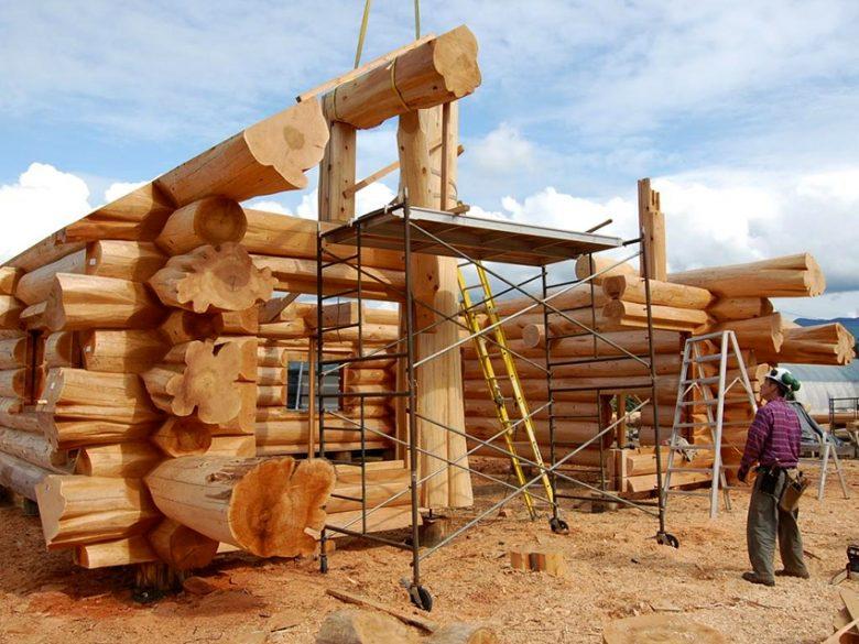 Выбираем дерево как строительный материал