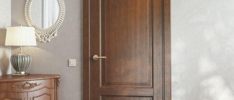 Чем хороши межкомнатные двери из ольхи