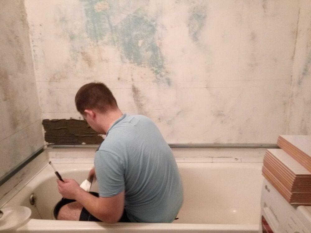 Готовимся к ремонту ванной комнаты