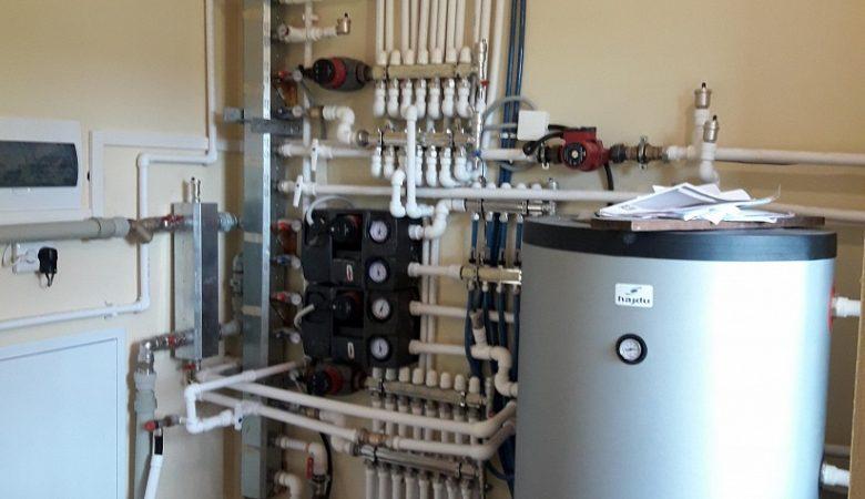 Подбор системы отопления для коттеджа