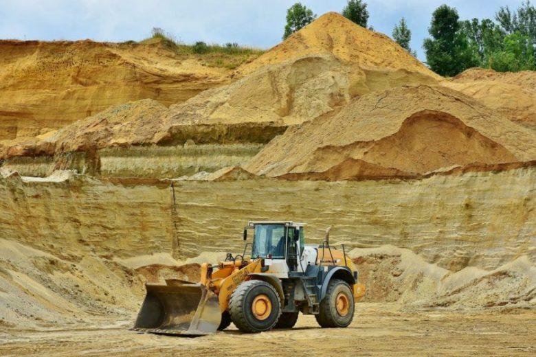 Песок карьерный в строительстве