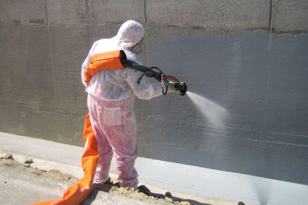 Антикоррозийный лак как способ защиты бетона от разрушения