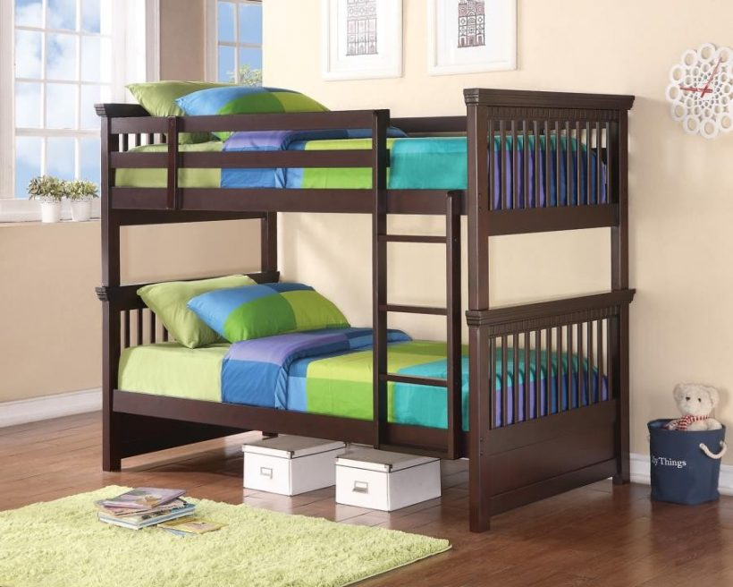 Нужны ли нам двухъярусные кровати
