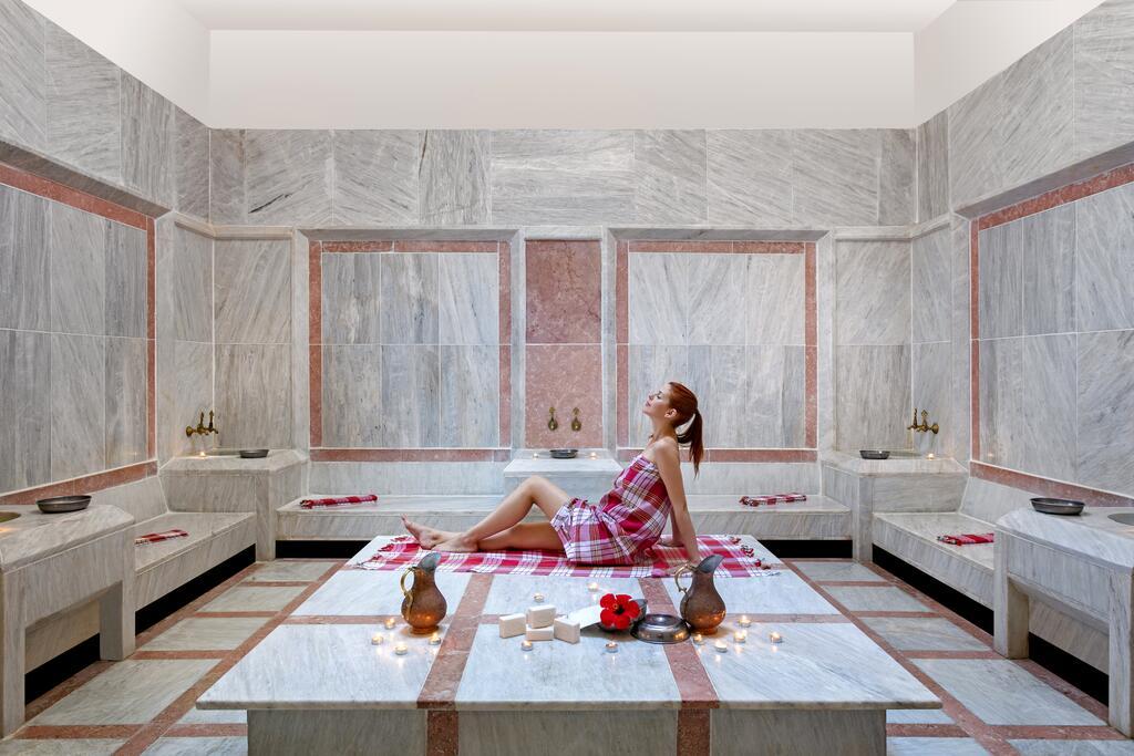 Замечательный вид отдыха – турецкая баня