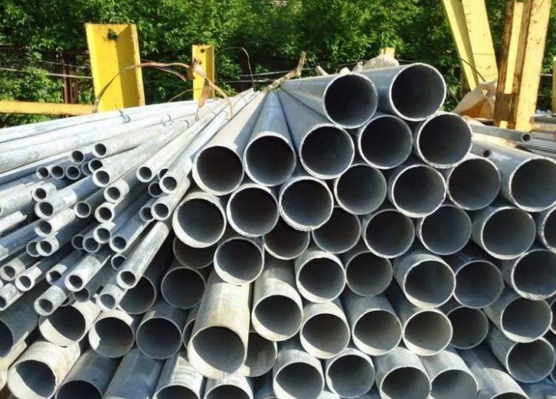 Особенности стальной трубы