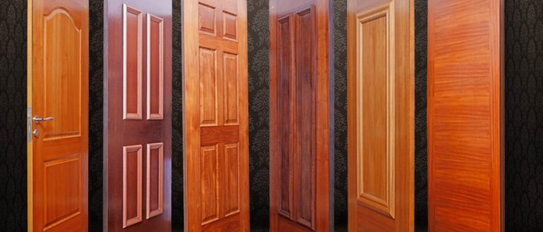 Материал для двери – что лучше?