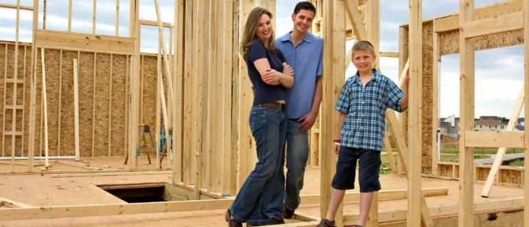 Каркасные дома для всех слоев общества