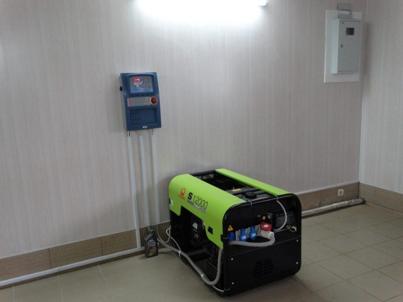 Бензиновые генераторы в качестве источника энергии