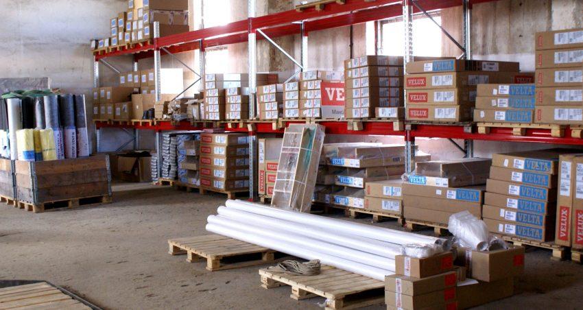 Правильная упаковка отделочных и строительных материалов