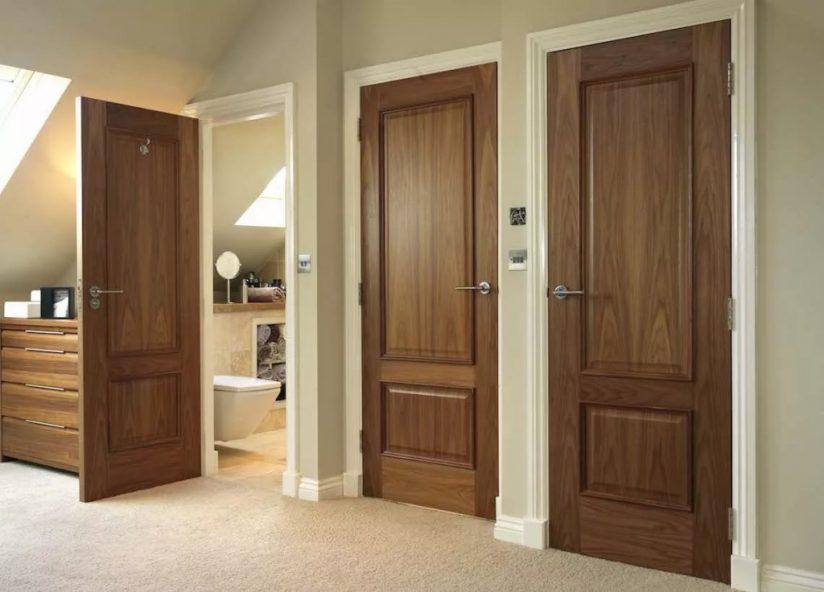 Разные подходы к выбору межкомнатных дверей