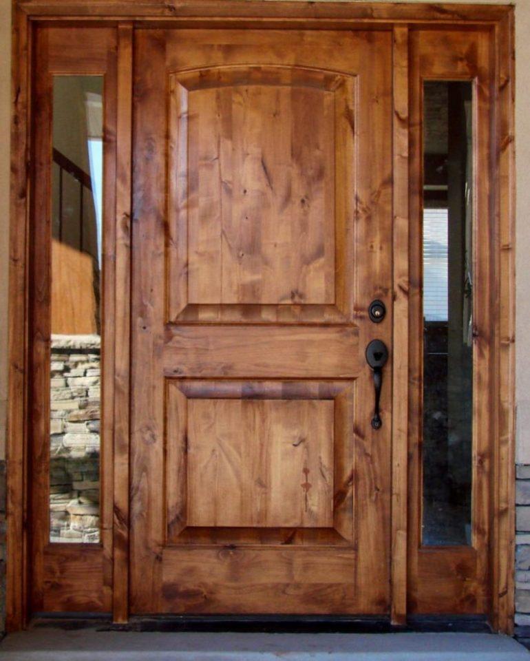 Выбираем входную дверь: стальную или деревянную
