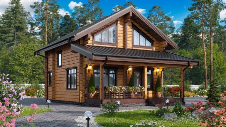 Приобретаем и собираем готовые деревянные дома