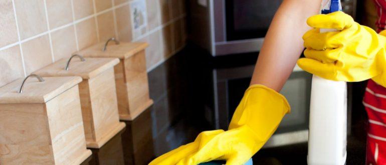 Кухонная мебель – учимся ухаживать