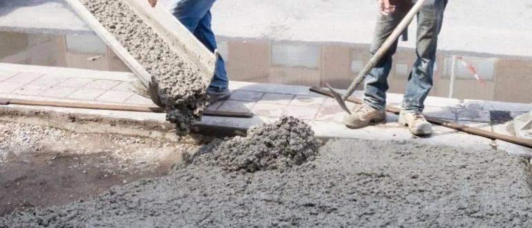 Качественный бетон