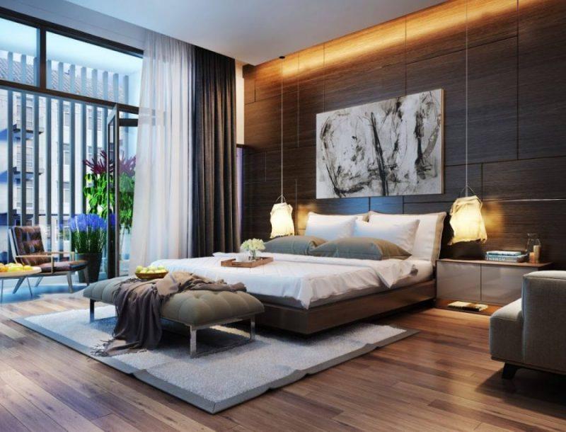 Создание уютной и стильной спальной комнаты