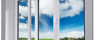 Современные окна из поливинилхлорида