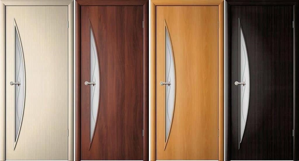 Почему выбирают ламинированные двери?