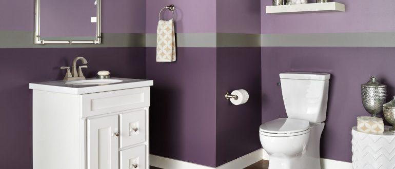 Выбираем краску для ванной