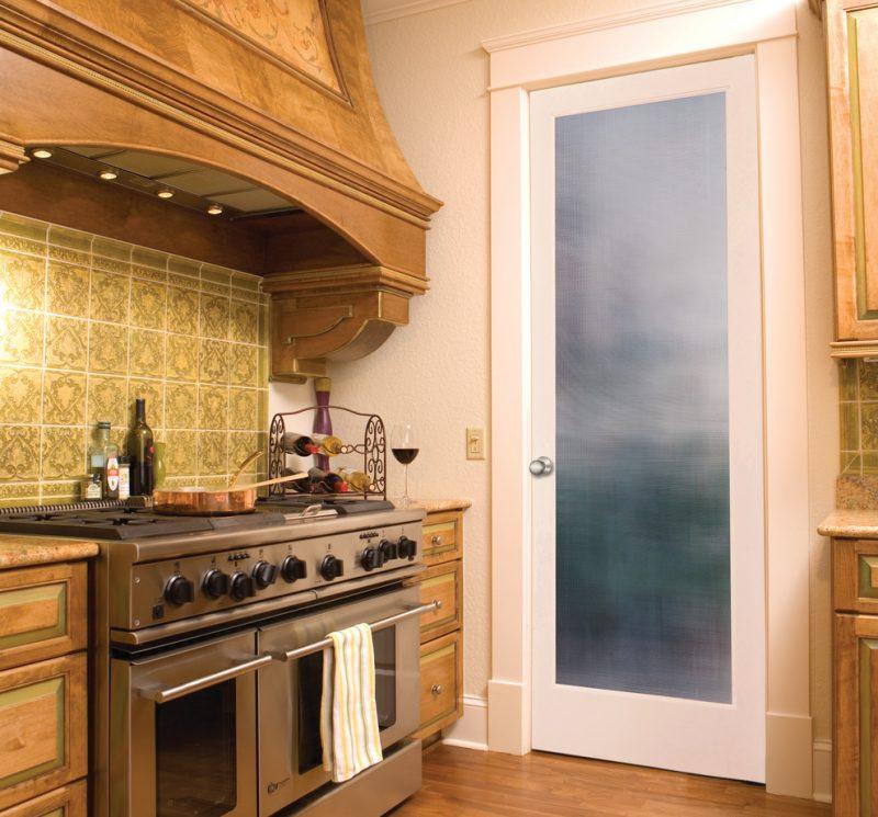 Выбор дверей для кухни